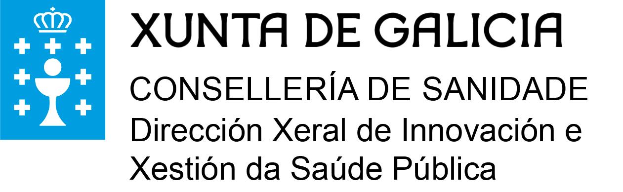 Resultado de imagen de DIRECCIÓN XERAL DE INNOVACIÓN E XESTIÓN DA SAÚDE PÚBLICA - Consellería de Sanidade – Xunta de Galicia
