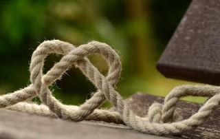 corazon cuerda